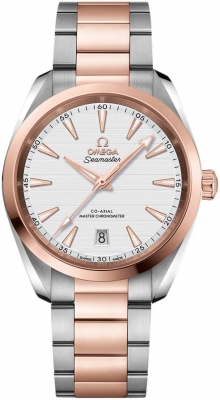 Buy this new Omega Aqua Terra 150M Co-Axial Master Chronometer 38mm 220.20.38.20.02.001 mens watch for the discount price of £6,480.00. UK Retailer.