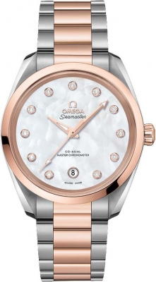 Omega Aqua Terra 150M Co-Axial Master Chronometer 38mm 220.20.38.20.55.001 watch