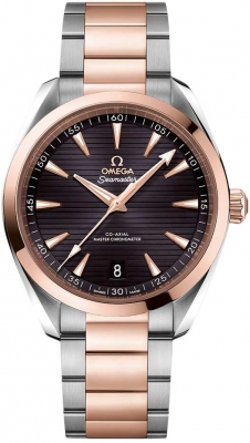 Buy this new Omega Aqua Terra 150M Co-Axial Master Chronometer 41mm 220.20.41.21.06.001 mens watch for the discount price of £6,840.00. UK Retailer.
