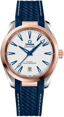 Buy this new Omega Aqua Terra 150M Co-Axial Master Chronometer 38mm 220.22.38.20.02.001 mens watch for the discount price of £4,896.00. UK Retailer.