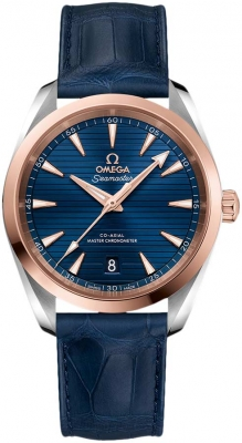Omega Aqua Terra 150M Co-Axial Master Chronometer 38mm 220.23.38.20.03.001