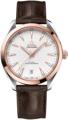 Buy this new Omega Aqua Terra 150M Co-Axial Master Chronometer 41mm 220.23.41.21.02.001 mens watch for the discount price of £5,040.00. UK Retailer.
