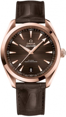 Buy this new Omega Aqua Terra 150M Co-Axial Master Chronometer 41mm 220.53.41.21.13.001 mens watch for the discount price of £10,800.00. UK Retailer.