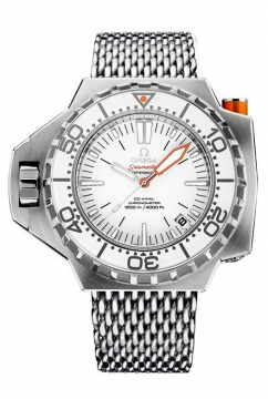 Omega Seamaster PloProf 1200m Midsize watch, model number - 224.30.55.21.04.001, discount price of £5,225.00 from The Watch Source