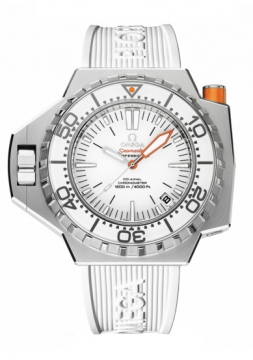 Omega Seamaster PloProf 1200m Midsize watch, model number - 224.32.55.21.04.001, discount price of £5,100.00 from The Watch Source