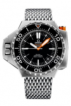 Omega Seamaster PloProf 1200m Midsize watch, model number - 224.30.55.21.01.001, discount price of £5,225.00 from The Watch Source