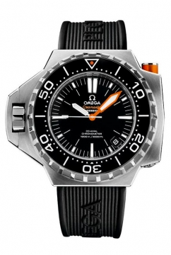 Omega Seamaster PloProf 1200m Midsize watch, model number - 224.32.55.21.01.001, discount price of £5,100.00 from The Watch Source