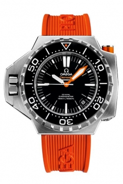 Omega Seamaster PloProf 1200m Midsize watch, model number - 224.32.55.21.01.002, discount price of £5,100.00 from The Watch Source