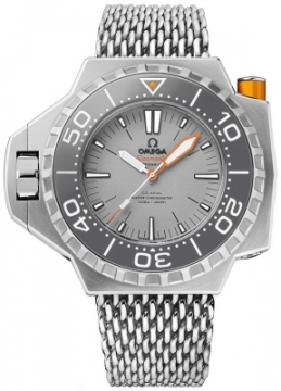 Buy this new Omega Seamaster PloProf 1200m 227.90.55.21.99.001 mens watch for the discount price of £8,280.00. UK Retailer.