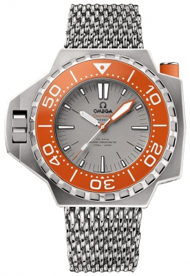 Buy this new Omega Seamaster PloProf 1200m 227.90.55.21.99.002 mens watch for the discount price of £9,630.00. UK Retailer.