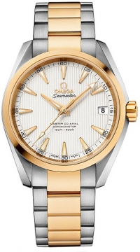 Buy this new Omega Aqua Terra 150m Master Co-Axial 38.5mm 231.20.39.21.02.002 mens watch for the discount price of £6,840.00. UK Retailer.