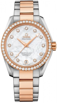 Buy this new Omega Aqua Terra 150m Master Co-Axial 38.5mm 231.25.39.21.55.001 ladies watch for the discount price of £13,032.00. UK Retailer.