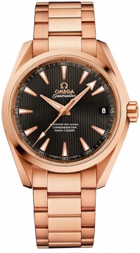 Buy this new Omega Aqua Terra 150m Master Co-Axial 38.5mm 231.50.39.21.06.003 mens watch for the discount price of £19,368.00. UK Retailer.