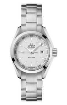 Omega Aqua Terra Quartz 30mm Ladies watch, model number - 231.10.30.60.02.001, discount price of £1,485.00 from The Watch Source
