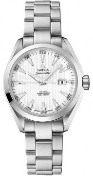 Omega Aqua Terra Ladies Automatic 34mm Ladies watch, model number - 231.10.34.20.04.001, discount price of £3,078.00 from The Watch Source