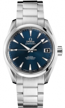 Omega Aqua Terra Automatic Chronometer 38.5mm Mens watch, model number - 231.10.39.21.03.001, discount price of £2,965.00 from The Watch Source