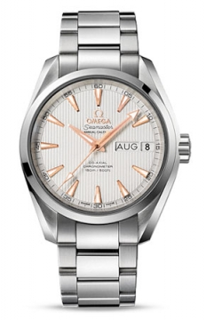 Omega Aqua Terra Annual Calendar 39mm Mens watch, model number - 231.10.39.22.02.001, discount price of £4,861.00 from The Watch Source