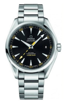 Buy this new Omega Aqua Terra 150m Co-Axial 41.5mm 15'000 Gauss 231.10.42.21.01.002 mens watch for the discount price of £3,872.00. UK Retailer.