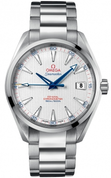 Omega Aqua Terra Automatic Chronometer 41.5mm Mens watch, model number - 231.10.42.21.02.002, discount price of £2,965.00 from The Watch Source