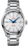 Omega Aqua Terra Automatic Chronometer 41.5mm 231.10.42.21.02.002 watch