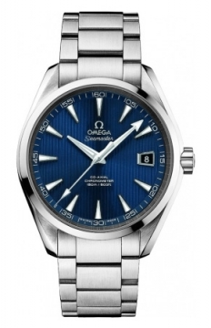 Omega Aqua Terra Automatic Chronometer 41.5mm Mens watch, model number - 231.10.42.21.03.001, discount price of £2,965.00 from The Watch Source