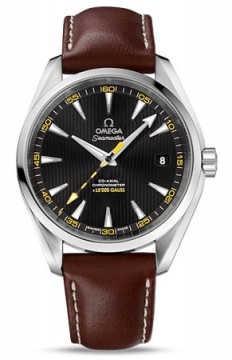 Buy this new Omega Aqua Terra 150m Co-Axial 41.5mm 15'000 Gauss 231.12.42.21.01.001 mens watch for the discount price of £3,888.00. UK Retailer.