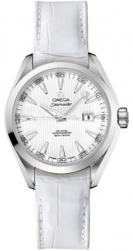 Omega Aqua Terra Ladies Automatic 34mm Ladies watch, model number - 231.13.34.20.04.001, discount price of £2,835.00 from The Watch Source