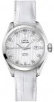 Omega Aqua Terra Ladies Automatic 34mm 231.13.34.20.55.001 watch