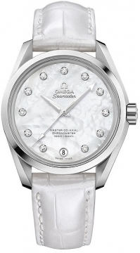 Omega Aqua Terra 150m Master Co-Axial 38.5mm 231.13.39.21.55.002