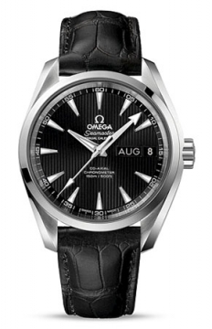 Omega Aqua Terra Annual Calendar 39mm Mens watch, model number - 231.13.39.22.01.001, discount price of £4,454.00 from The Watch Source