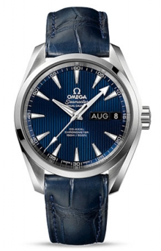 Omega Aqua Terra Annual Calendar 39mm Mens watch, model number - 231.13.39.22.03.001, discount price of £4,692.00 from The Watch Source