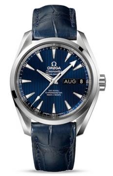 Omega Aqua Terra Annual Calendar 39mm 231.13.39.22.03.001 watch