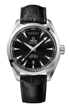 Omega Aqua Terra 150m Co-Axial Day Date Mens watch, model number - 231.13.42.22.01.001, discount price of £4,130.00 from The Watch Source