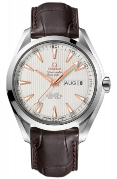 Buy this new Omega Aqua Terra Annual Calendar 43mm 231.13.43.22.02.003 mens watch for the discount price of £5,076.00. UK Retailer.