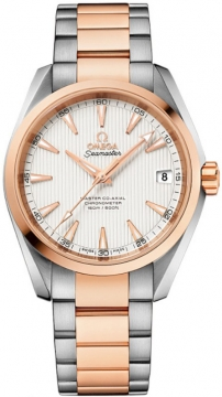 Buy this new Omega Aqua Terra 150m Master Co-Axial 38.5mm 231.20.39.21.02.001 mens watch for the discount price of £6,840.00. UK Retailer.