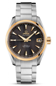 Omega Aqua Terra Automatic Chronometer 38.5mm Mens watch, model number - 231.20.39.21.06.004, discount price of £4,428.00 from The Watch Source