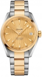 Omega Aqua Terra 150m Master Co-Axial 38.5mm 231.20.39.21.08.001 watch