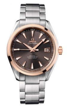 Omega Aqua Terra Automatic Chronometer 41.5mm Mens watch, model number - 231.20.42.21.06.002, discount price of £4,325.00 from The Watch Source