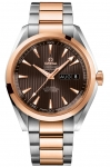 Omega Aqua Terra Annual Calendar 43mm 231.20.43.22.06.002 watch