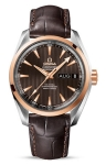 Omega Aqua Terra Annual Calendar 39mm 231.23.39.22.06.001 watch