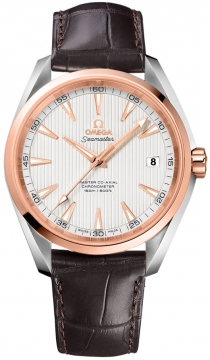 Buy this new Omega Aqua Terra 150m Master Co-Axial 41.5mm 231.23.42.21.02.001 mens watch for the discount price of £5,040.00. UK Retailer.