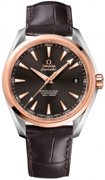Buy this new Omega Aqua Terra 150m Master Co-Axial 41.5mm 231.23.42.21.06.003 mens watch for the discount price of £5,040.00. UK Retailer.