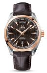 Omega Aqua Terra 150m Co-Axial Day Date 231.23.42.22.06.001 watch