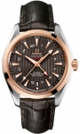 Omega Aqua Terra 150m GMT 231.23.43.22.06.001 watch