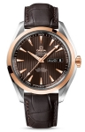 Omega Aqua Terra Annual Calendar 43mm 231.23.43.22.06.002 watch