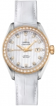 Omega Aqua Terra Ladies Automatic 34mm 231.28.34.20.55.001 watch