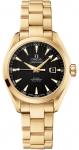 Omega Aqua Terra Ladies Automatic 34mm 231.50.34.20.01.001 watch