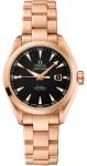 Omega Aqua Terra Ladies Automatic 34mm 231.50.34.20.01.002 watch