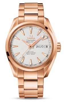Buy this new Omega Aqua Terra Annual Calendar 39mm 231.50.39.22.02.001 mens watch for the discount price of £21,528.00. UK Retailer.