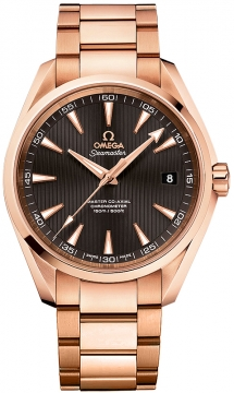 Buy this new Omega Aqua Terra 150m Master Co-Axial 41.5mm 231.50.42.21.06.002 mens watch for the discount price of £20,160.00. UK Retailer.